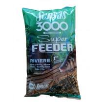 Sensas 3000 Super Feeder River