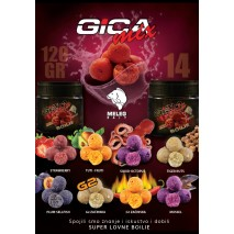 Gica Mix Boili 14mm-120gr.