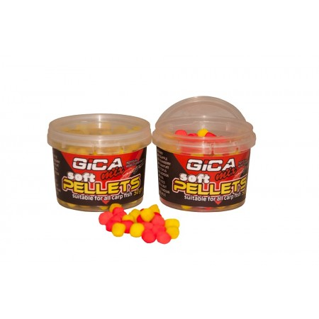Gica mix Soft Pelete 8mm - 50gr.