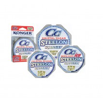 Konger Steelon Crystal Clear 30m.