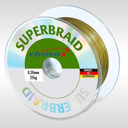 Climax Super Braid 100m.
