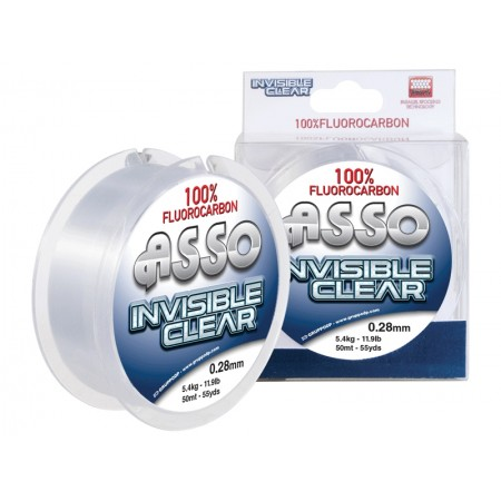 Asso Invisible Clear