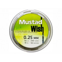 Mustad Wish Braid 1 m.