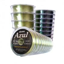 Okuma Azul Monofilament Olive Green 100m