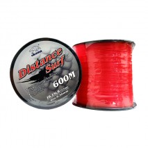 Okuma Distance Surf Mono Red/Orange 600m