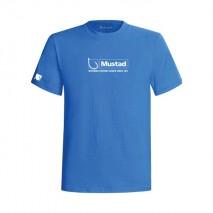 Mustad t-shirt-blue