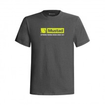 Mustad t-shirt-gray