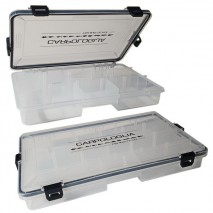 Carpologija Exclusive Waterproof Lure Box Clear